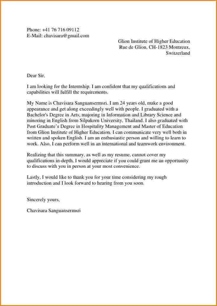 5 Free Motivation Letter For Scholarship Sample In Pdf